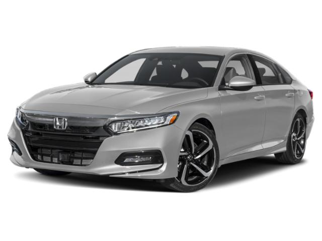 2020 Honda Accord Sedan Sport 1.5T Sport 1.5T CVT Intercooled Turbo Regular Unleaded I-4 1.5 L/91 [3]
