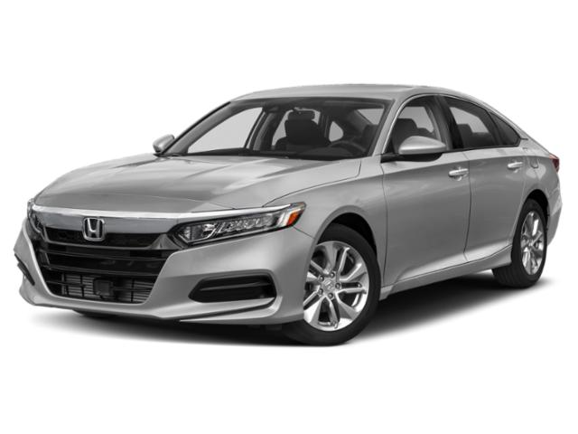 2020 Honda Accord Sedan LX LX 1.5T CVT Intercooled Turbo Regular Unleaded I-4 1.5 L/91 [18]