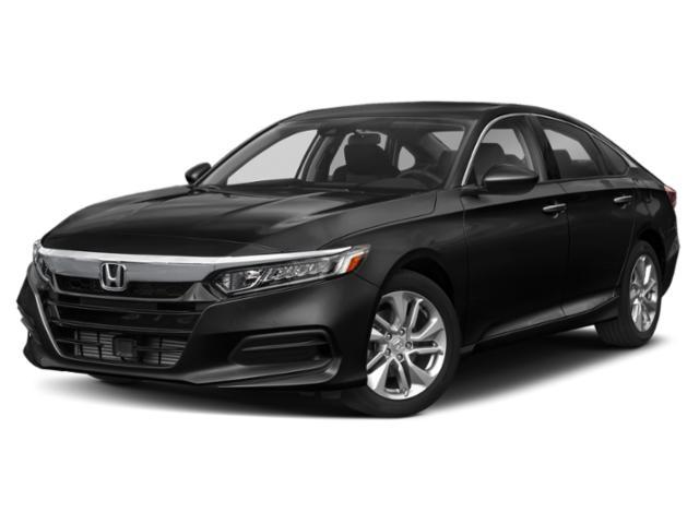 2020 Honda Accord Sedan LX LX 1.5T CVT Intercooled Turbo Regular Unleaded I-4 1.5 L/91 [19]