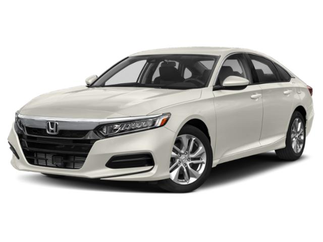 2020 Honda Accord Sedan LX LX 1.5T CVT Intercooled Turbo Regular Unleaded I-4 1.5 L/91 [10]