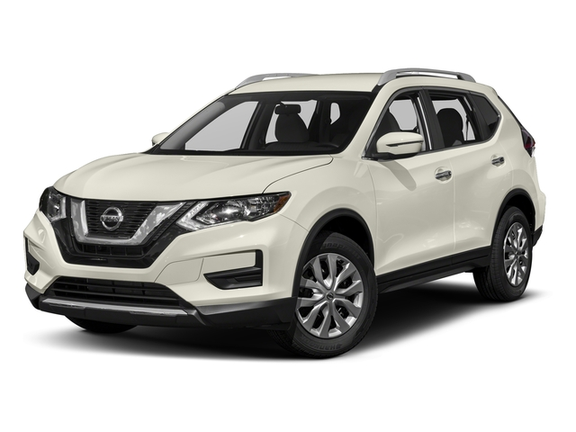 2017 Nissan Rogue SV 2017.5 FWD SV Regular Unleaded I-4 2.5 L/152 [5]