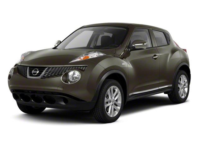 2011 Nissan JUKE SV AWD 5dr Wgn I4 CVT SV Turbocharged I4 1.6L/ [0]