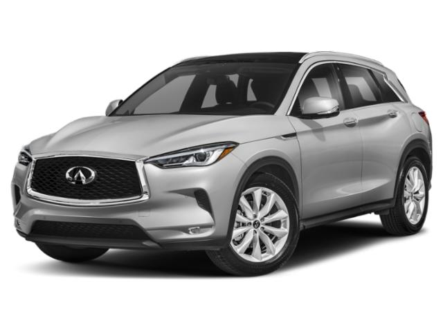 2021 INFINITI QX50 LUXE LUXE FWD Intercooled Turbo Premium Unleaded I-4 2.0 L/121 [16]