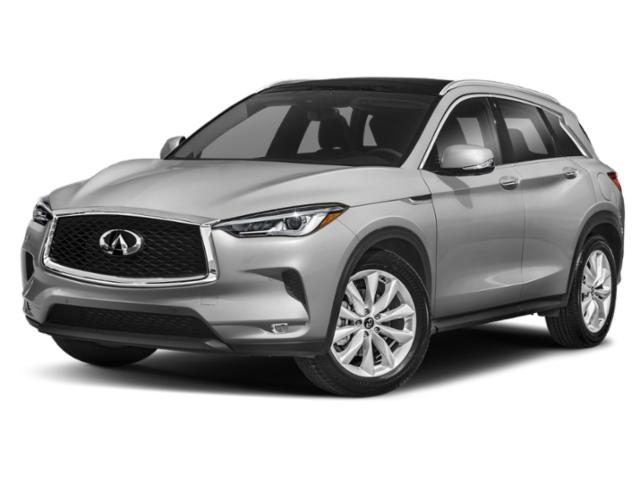 2021 INFINITI QX50 LUXE LUXE FWD Intercooled Turbo Premium Unleaded I-4 2.0 L/121 [14]