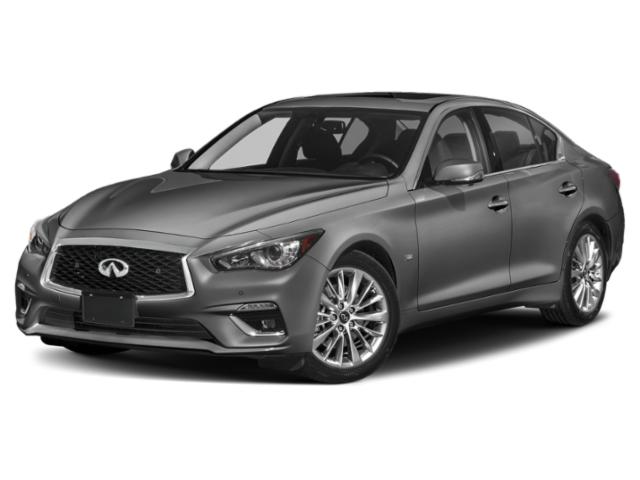 2021 INFINITI Q50 3.0t LUXE 3.0t LUXE RWD Twin Turbo Premium Unleaded V-6 3.0 L/183 [19]