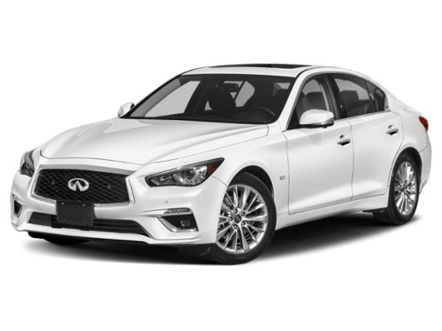 2021 INFINITI Q50 3.0t LUXE 3.0t LUXE RWD Twin Turbo Premium Unleaded V-6 3.0 L/183 [17]