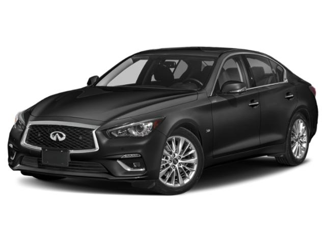 2021 INFINITI Q50 3.0t LUXE 3.0t LUXE RWD Twin Turbo Premium Unleaded V-6 3.0 L/183 [8]