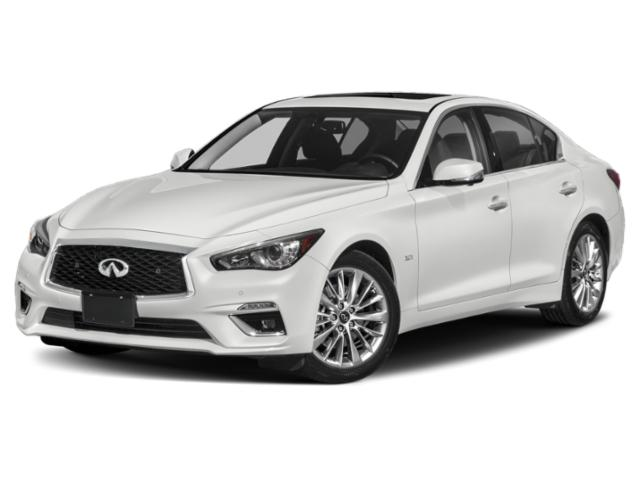2021 INFINITI Q50 3.0t PURE 3.0t PURE RWD Twin Turbo Premium Unleaded V-6 3.0 L/183 [1]