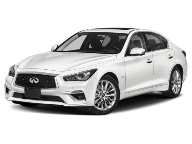 2021 INFINITI Q50 3.0t LUXE 3.0t LUXE RWD Twin Turbo Premium Unleaded V-6 3.0 L/183 [13]