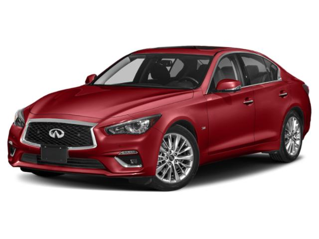 2021 INFINITI Q50 3.0t LUXE 3.0t LUXE RWD Twin Turbo Premium Unleaded V-6 3.0 L/183 [14]