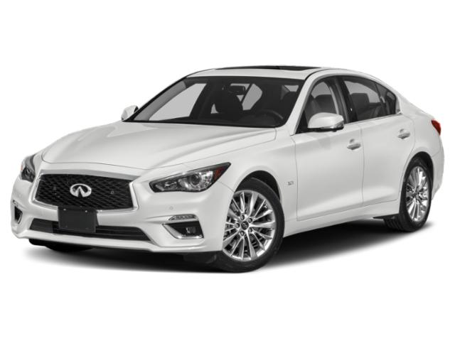 2021 INFINITI Q50 3.0t LUXE 3.0t LUXE RWD Twin Turbo Premium Unleaded V-6 3.0 L/183 [10]