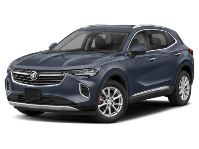 2021 Buick Envision Preferred AWD AWD 4dr Preferred Turbocharged Gas I4 2.0L/- TBD – [1]