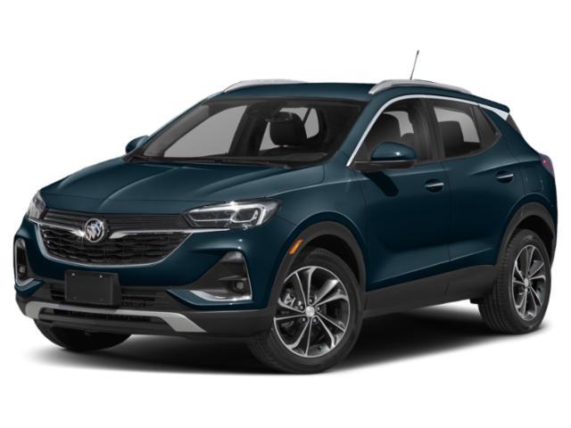 2021 Buick Encore GX AWD 4dr Essence Turbocharged 1.3/ [6]