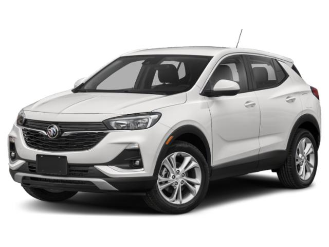 2021 Buick Encore GX Select Htd Lthr Rear Park Assist Backup Cam AWD 4dr Select Turbocharged 1.3/ [7]