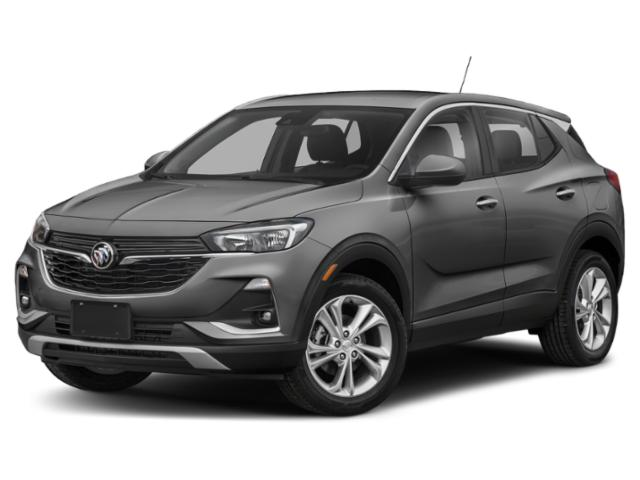 2021 Buick Encore GX Preferred FWD 4dr Preferred Turbocharged 1.2/ [3]