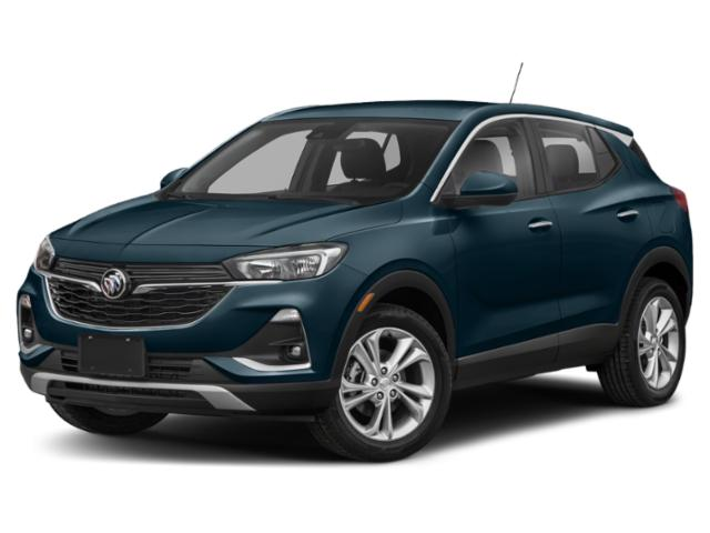 2021 Buick Encore GX Preferred AWD AWD 4dr Preferred Turbocharged 1.3/ [1]