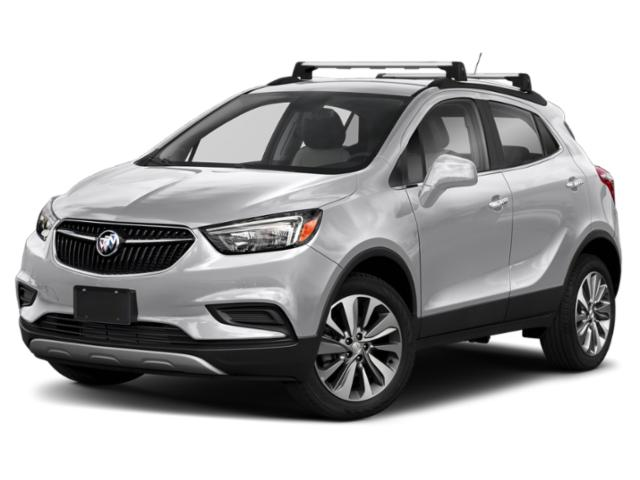 2021 Buick Encore Preferred AWD 4dr Preferred Turbocharged I4 1.4L/85.4 [7]