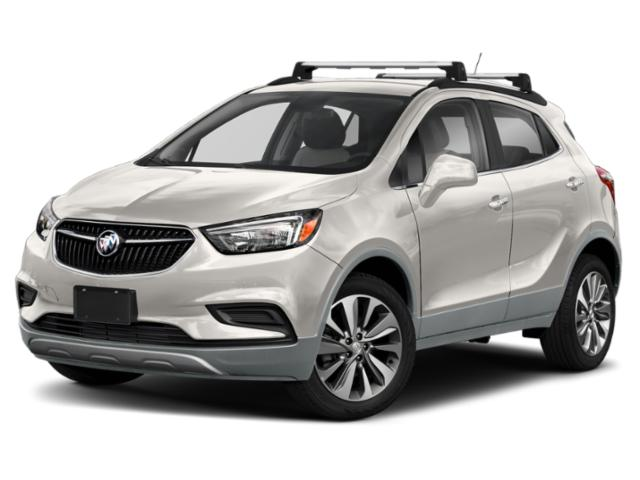 2021 Buick Encore Preferred AWD 4dr Preferred Turbocharged I4 1.4L/85.4 [2]
