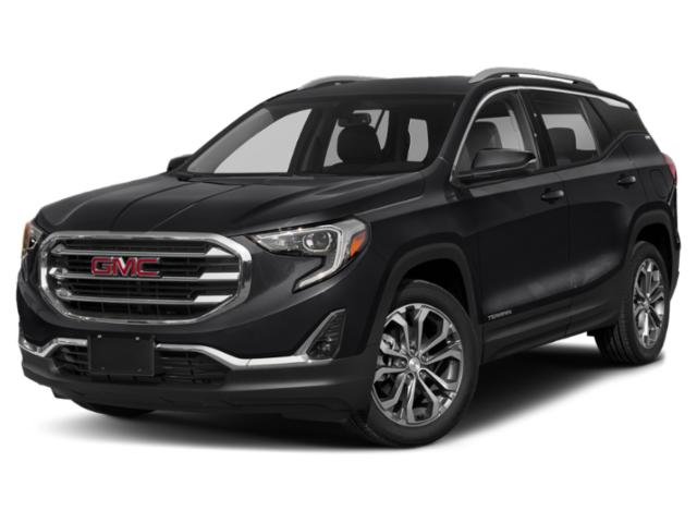 2020 GMC Terrain SLT AWD 4dr SLT Turbocharged Gas/E15 I4 2.0L/122 [11]
