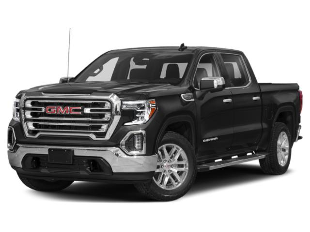 2020 GMC Sierra 1500 SLT Heated/Cooled Leather Driver Alert Pkg 4WD Crew Cab 147″ SLT Gas V8 5.3L/325 [10]
