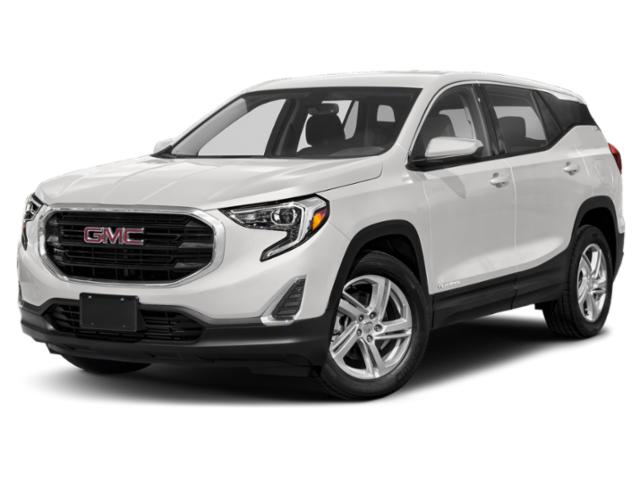 2020 GMC Terrain SLE AWD 4dr SLE Turbocharged Gas/E15 I4 1.5L/92 [8]