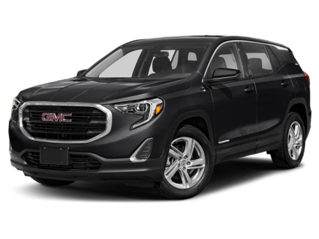 2020 GMC Terrain SLE AWD 4dr SLE Turbocharged Gas/E15 I4 1.5L/92 [9]