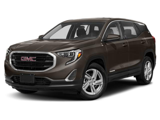 2020 GMC Terrain SLE AWD 4dr SLE Turbocharged Gas/E15 I4 2.0L/122 [0]