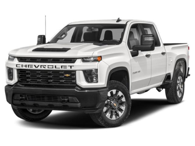 """2021 Chevrolet Silverado 2500HD Custom 4WD Crew Cab 159"""" Custom Gas V8 6.6L/400 [0]"""