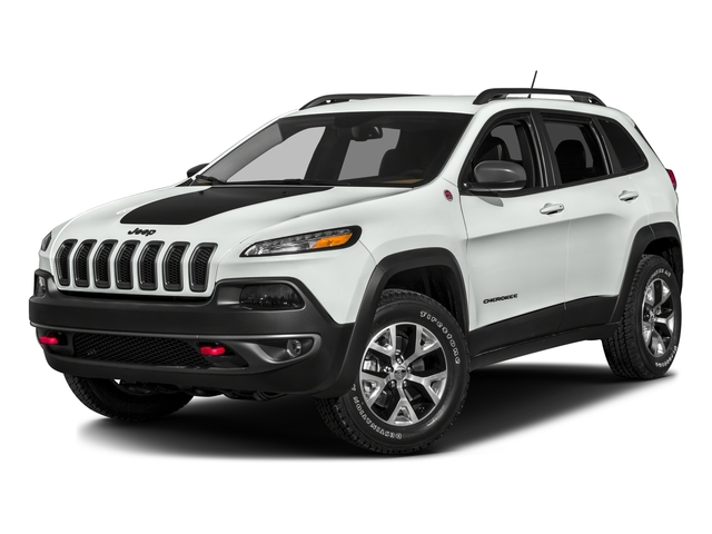 2017 Jeep Cherokee Trailhawk 4WD 4dr Trailhawk Regular Unleaded V-6 3.2 L/198 [1]