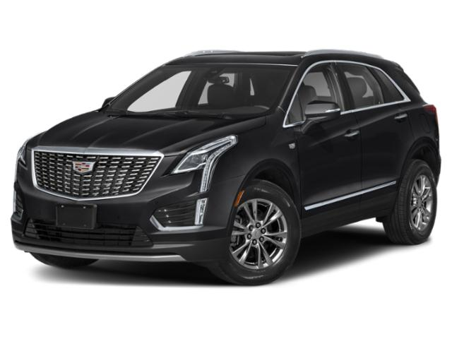2021 Cadillac XT5 Premium Luxury AWD 4dr Premium Luxury Turbocharged Gas I4 2.0L/ [3]