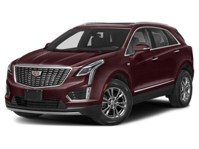 2021 Cadillac XT5 Luxury AWD 4dr Luxury Turbocharged Gas I4 2.0L/ [1]