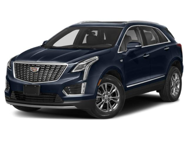 2021 Cadillac XT5 Luxury AWD 4dr Luxury Turbocharged Gas I4 2.0L/ [1]