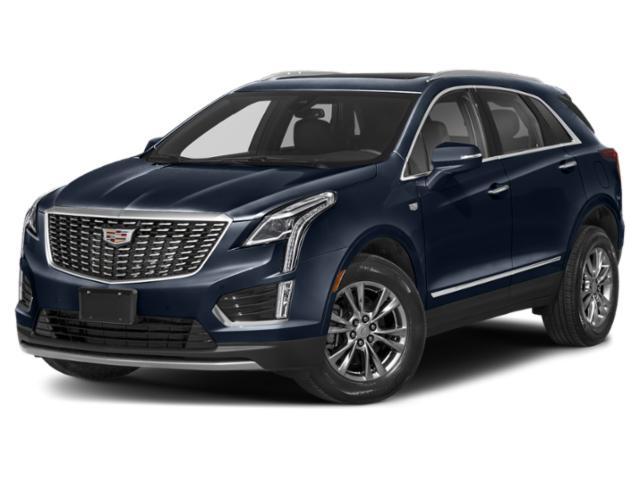 2021 Cadillac XT5 Luxury AWD 4dr Luxury Turbocharged Gas I4 2.0L/ [2]