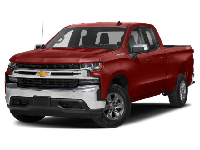 2021 Chevrolet Silverado 1500 LT 4WD Double Cab 147″ LT Turbocharged Gas I4 2.7L/166 [6]