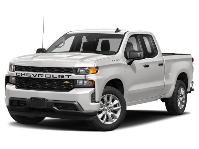 2021 Chevrolet Silverado 1500 Silverado Custom 4WD Double Cab 147″ Custom Gas V8 5.3L/325 [15]