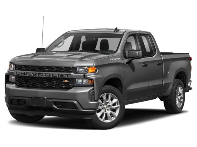 "2021 Chevrolet Silverado 1500 Custom 4WD Double Cab 147"" Custom Gas V8 5.3L/325 [13]"