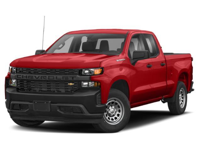 "2021 Chevrolet Silverado 1500 4WD Double Cab 147"" RST Gas V8 6.2L/376 [17]"