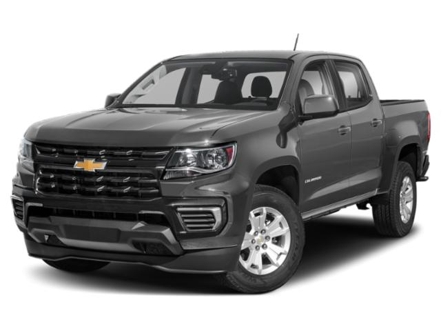 2021 Chevrolet Colorado 4WD Work Truck 4WD Crew Cab 128″ Work Truck Gas V6 3.6L/ [2]