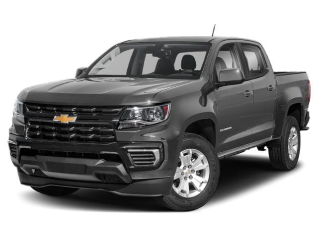2021 Chevrolet Colorado 4WD Z71 4WD Crew Cab 128″ Z71 Gas V6 3.6L/ [3]