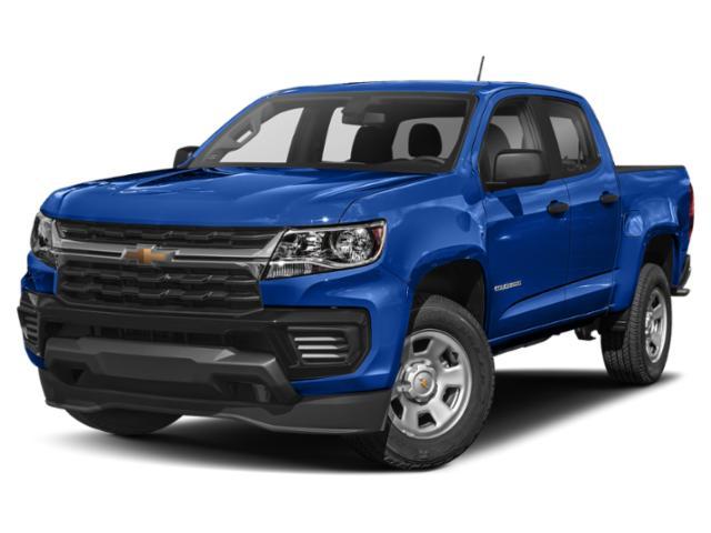 "2021 Chevrolet Colorado 4WD ZR2 4WD Crew Cab 128"" ZR2 Gas V6 3.6L/ [1]"