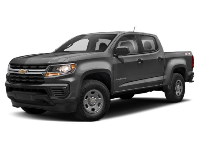 2021 Chevrolet Colorado LT 4WD Crew Cab 128″ LT Gas V6 3.6L/ [4]