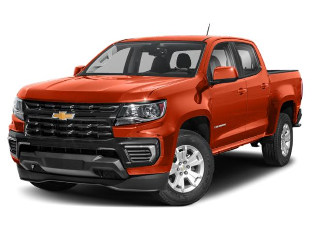 2021 Chevrolet Colorado 4WD Work Truck 4WD Crew Cab 141″ Work Truck Gas V6 3.6L/ [0]