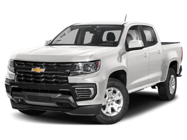 "2021 Chevrolet Colorado 4WD Z71 | Leather | Chevrolet Infotainment | 4WD Crew Cab 128"" Z71 Gas V6 3.6L/ [1]"