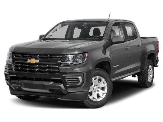 "2021 Chevrolet Colorado 4WD Crew Cab 128"" Z71 Gas V6 3.6L/ [5]"