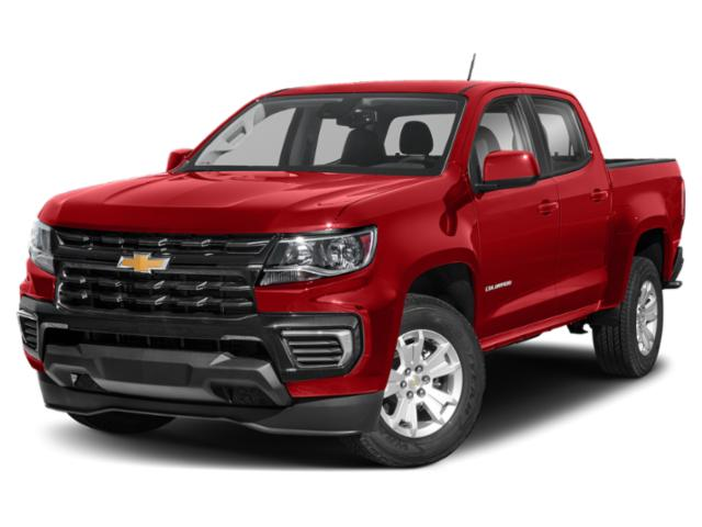 2021 Chevrolet Colorado 4WD ZR2 4WD Crew Cab 128″ ZR2 Gas V6 3.6L/ [1]