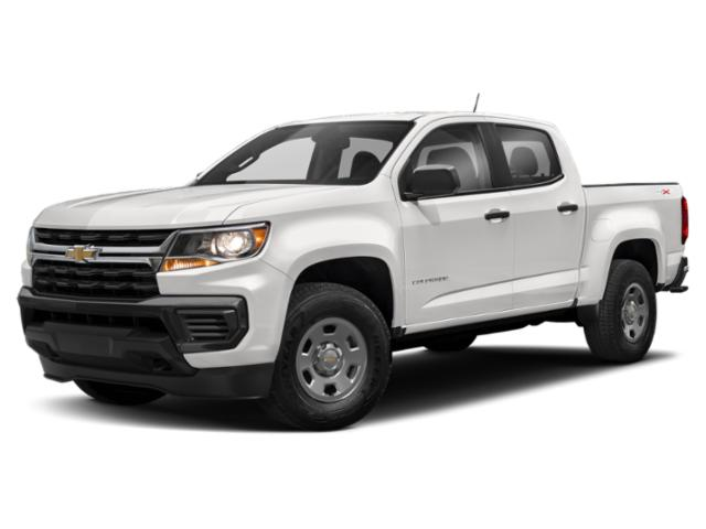 2021 Chevrolet Colorado | Rear Vision Camera | HD Trailering Package | 4WD Crew Cab 128″ Work Truck Gas V6 3.6L/ [0]