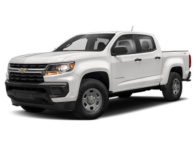 2021 Chevrolet Colorado | Rear Vision Camera | HD Trailering Package | 4WD Crew Cab 128″ Work Truck Gas V6 3.6L/ [1]