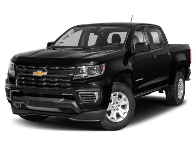 "2021 Chevrolet Colorado 4WD Crew Cab 128"" LT Gas V6 3.6L/ [3]"