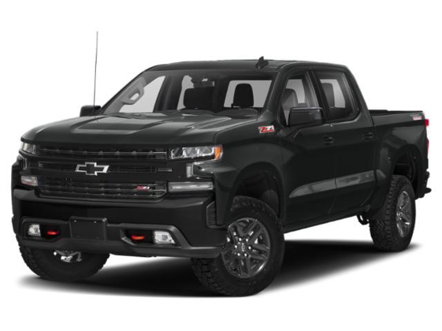 "2021 Chevrolet Silverado 1500 LT Trail Boss 4WD Crew Cab 147"" LT Trail Boss Gas V8 5.3L/325 [4]"