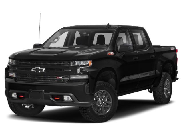 "2021 Chevrolet Silverado 1500 4WD Crew Cab 147"" LT Trail Boss Gas V8 5.3L/325 [0]"